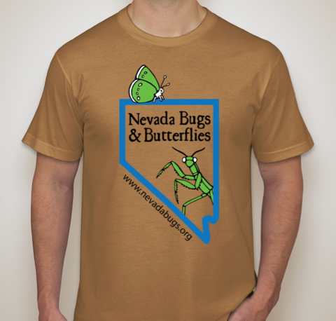 Nevada bugs and butterflies bugs butterflies and love for I like insects shirt